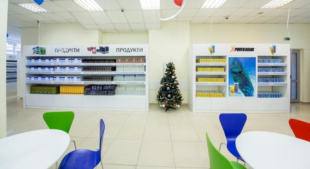 Офис в сетевом маркетинге