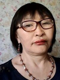 Уржин-Ханда Гуляшинова
