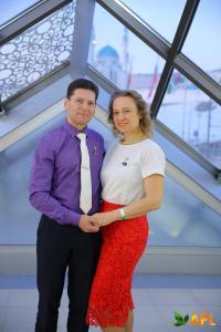 Светлана и Алексей Морозовы